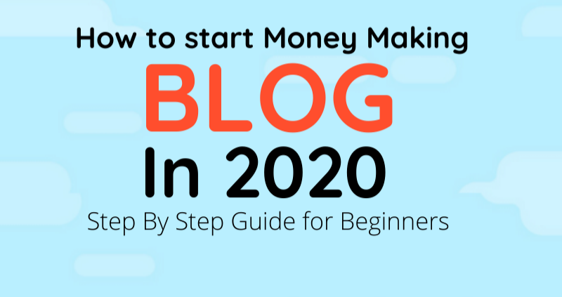 How to Start a Blog in 2020 - HostTeach