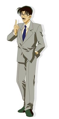Hellominju.com: 名探偵コナンアニメ   工藤優作 Kudō Yūsaku   Hello Anime !