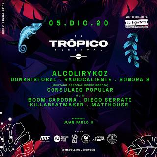 EL TROPICO FESTIVAL 2020