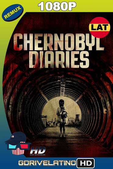 Terror en Chernobyl (2012) BDRemux 1080p Latino-Ingles MKV