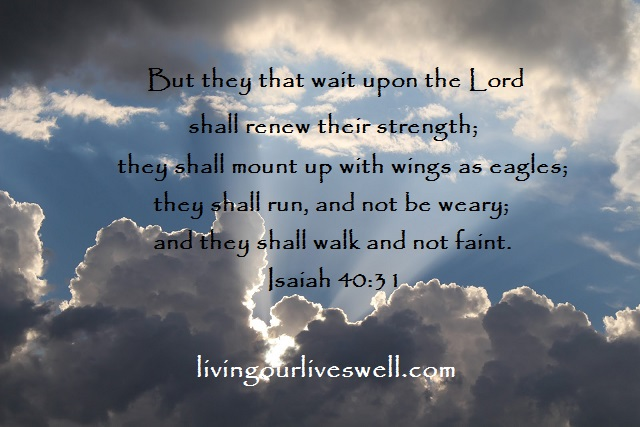 They that wait upon the Lord