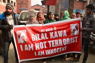 terorist-family-protest