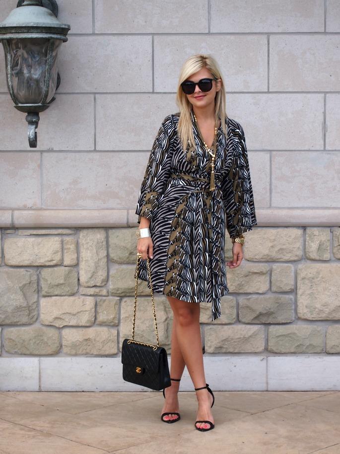 Kimono Wrap Dress Jewelmint Giveaway Closed Suburban