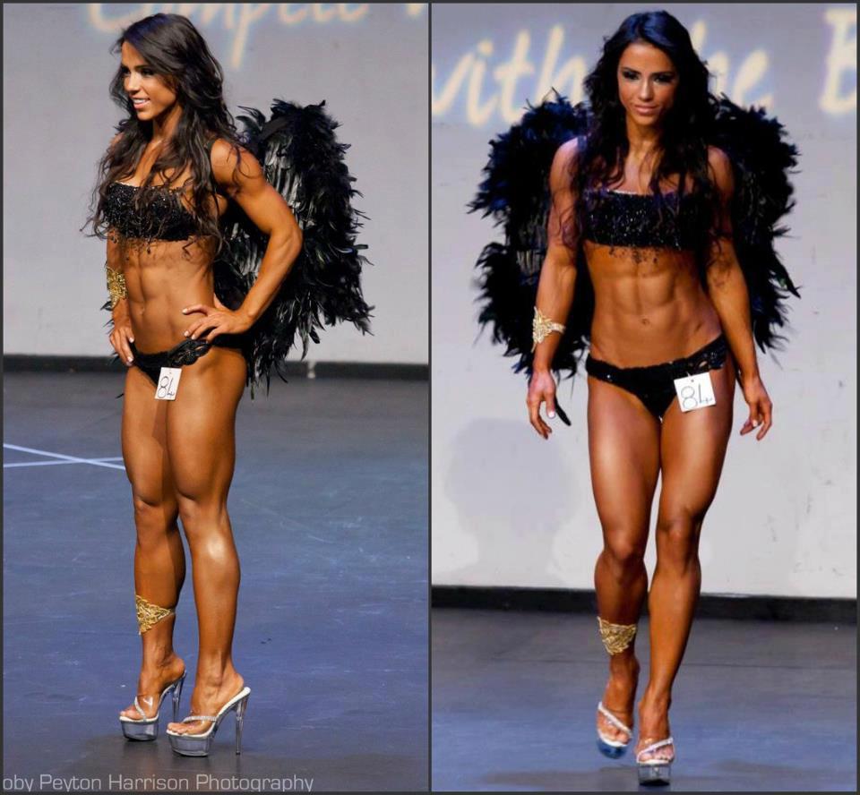 fitness model body Female