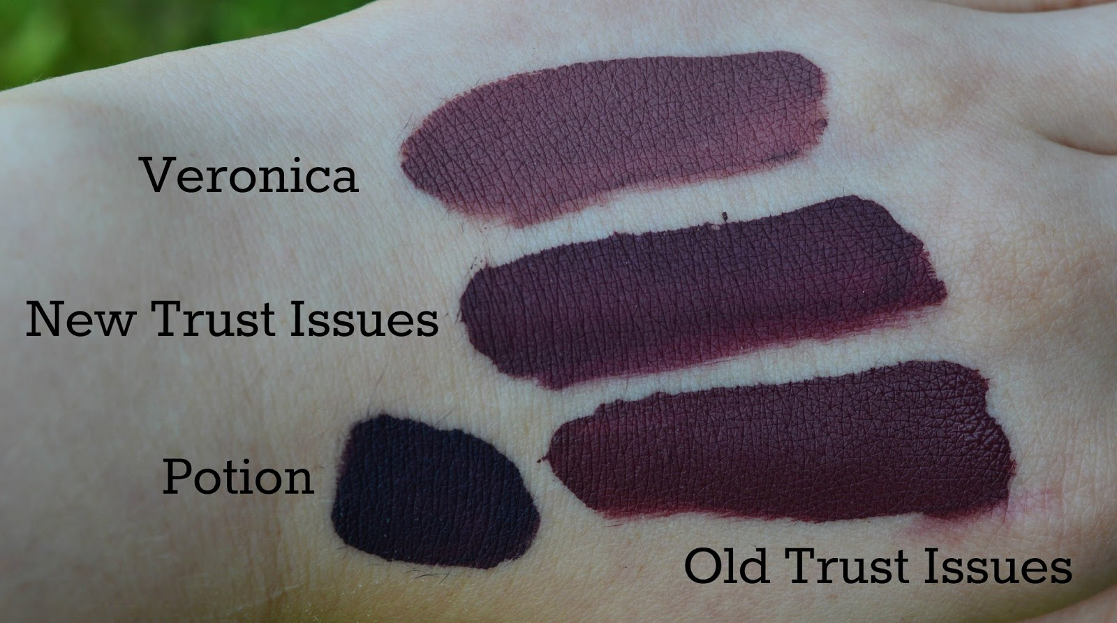 Veronica vs. old trust issues vs. new trust issues