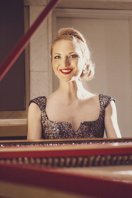 Koncert čembalistkinje Sofije Perović