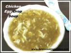Chicken EggDrop Soup