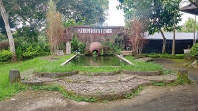 Dikenal Sebagai Tempat Wisata, Tenyata Hal Ini Juga Ada di Kebun Raya Lemor