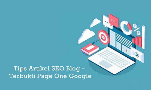 Tips Artikel SEO Blog