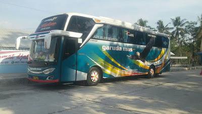 Foto Bus Garuda Mas Intan