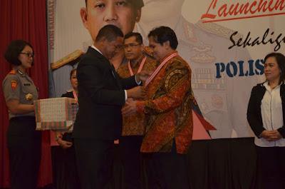 Zandre Badak Diangkat Sebagai Senior Manager LEPRID