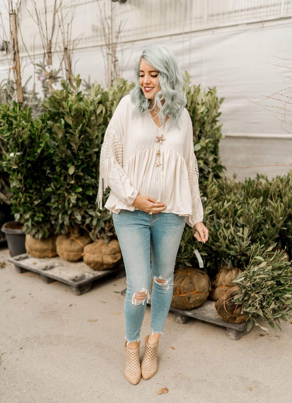 Winter Outfit, Maternity Jeans, Pregnancy Jeans