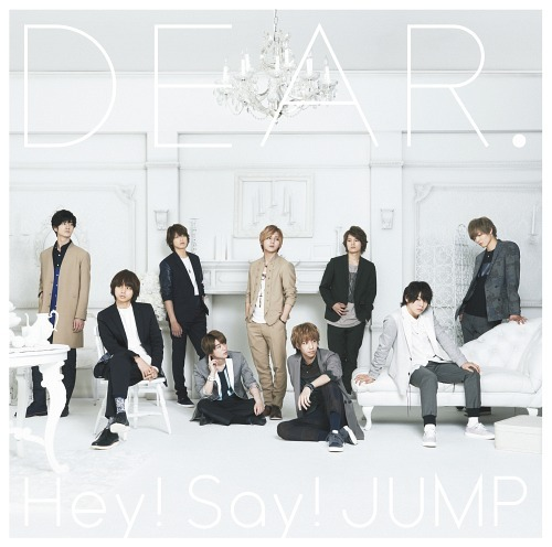 [Album] Hey!Say!JUMP – DEAR. (2016.07.27/MP3/RAR)
