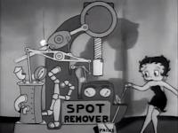 Corto animado Los inventos locos de Betty Boop