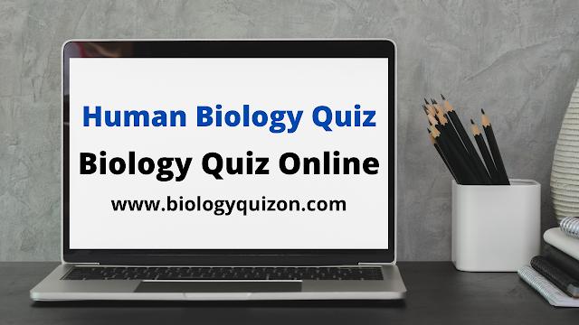 Human Body System Quiz Practice Test Questions   Human Biology Quiz