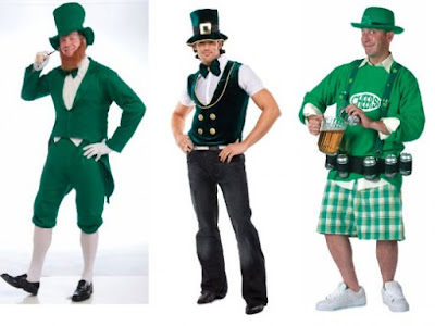 What to wear on St Patrick's Day in Ireland?