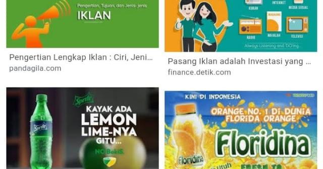 44+ Rpp Daring Bahasa Indonesia Iklan Slogan Dan Poster ...