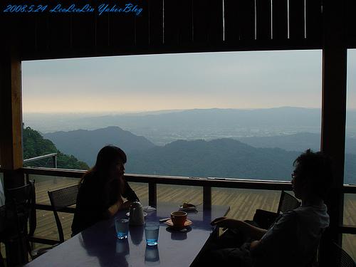 紫微森林|三峽景觀餐廳|三峽看夜景的地方|近天后宮美食餐廳