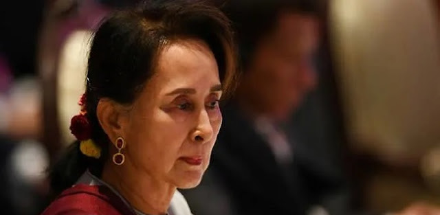 Sekjen PBB Desak Myanmar Jamin Keamanan Pengungsi Rohingya, Aung San Suu Kyi Bergeming