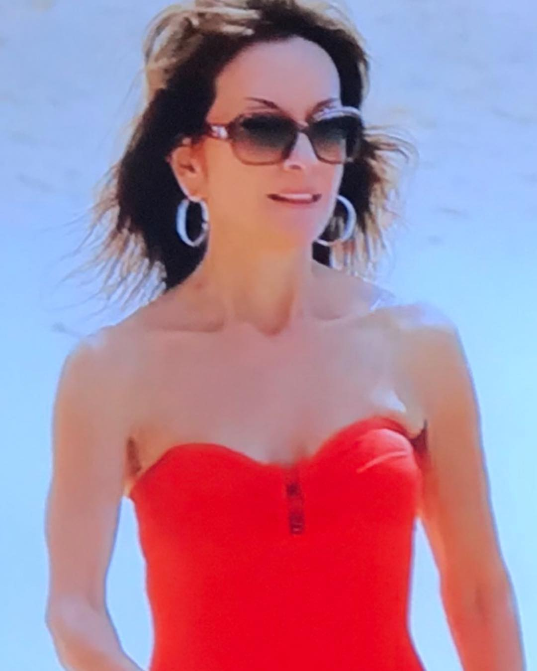 PHOTOS: All My Children Alum Susan Lucci Spends Vacation