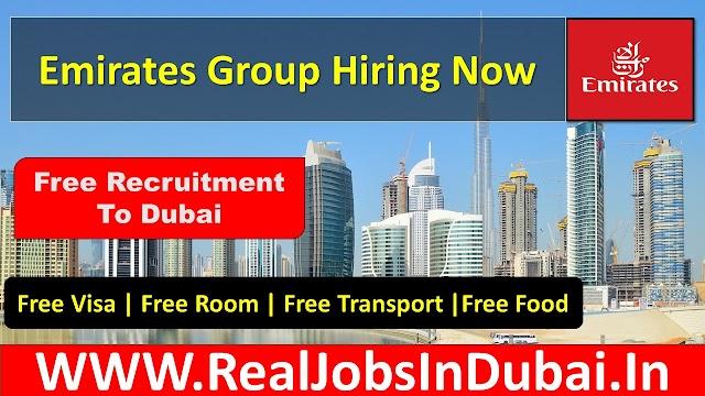 Emirates Group Careers Jobs In UAE 2020