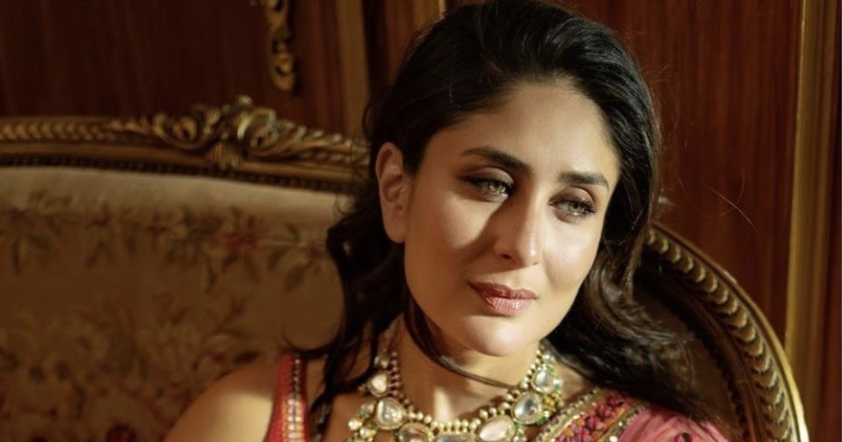 Kareena Kapoor's Bridal Asia Magazine Shoot - Jewellery ...