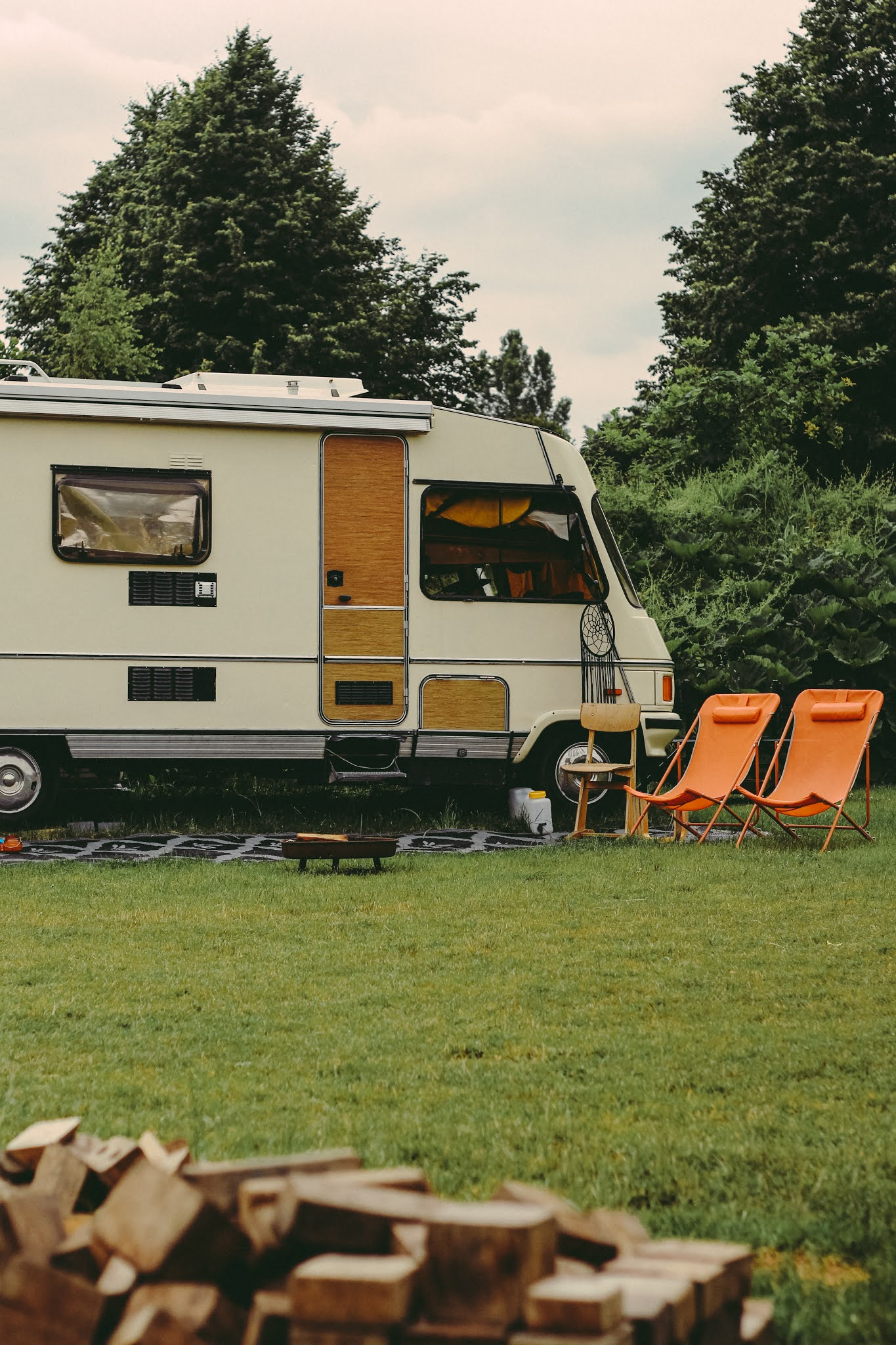 lacherelle reizende camping De Camphanen