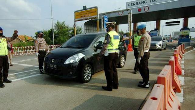 Polisi Akan Lakukan Rapid Test Antigen di Jalan Tol, Catat Tanggalnya