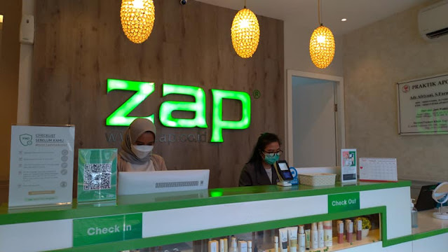 zap clinic bandar lampung
