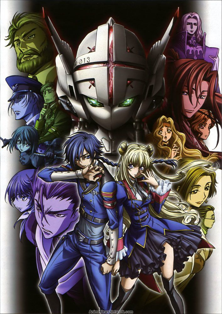 Code Geass Filme Akito the Exiled Subtitrat Episodul 3