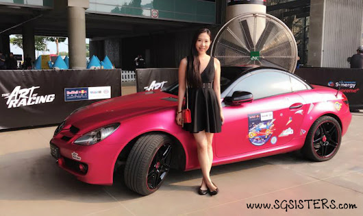 EVENTS - F1 Singapore with Sports Car Club Singapore @ Marina Barrage