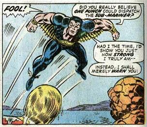 Fantastic Four Rich Buckler