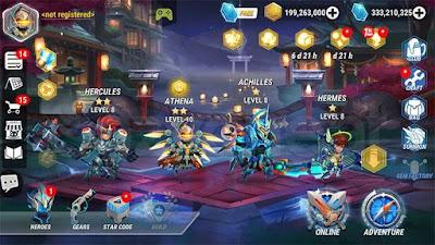 تحميل Heroes Infinity للاندرويد, لعبة Heroes Infinity مهكرة مدفوعة, تحميل APK Heroes Infinity, لعبة Heroes Infinity مهكرة جاهزة للاندرويد