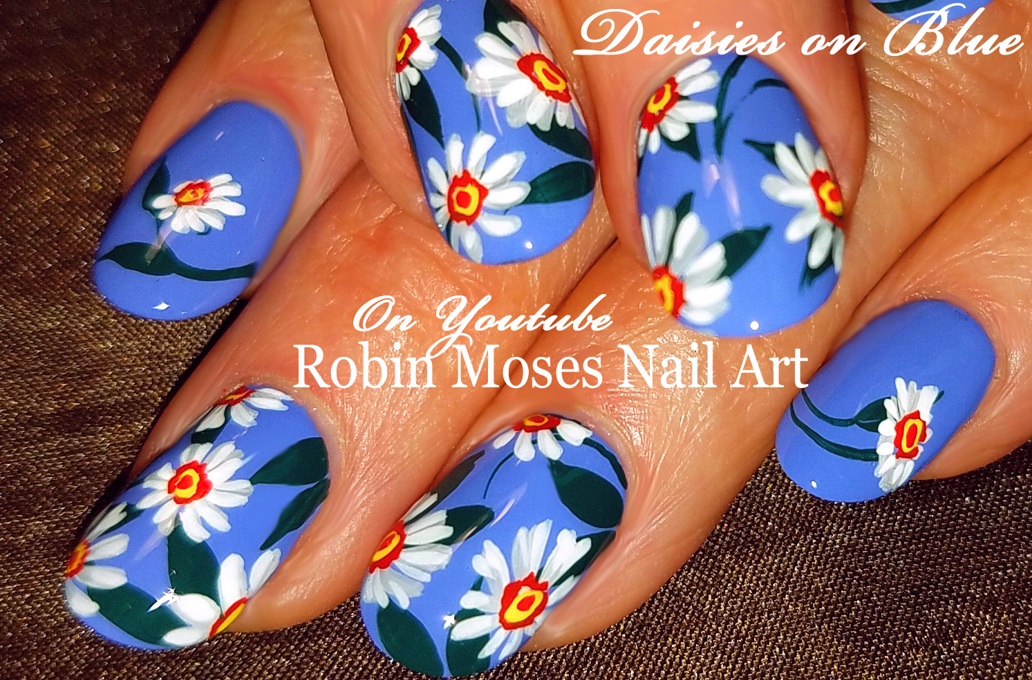 Nail Art by Robin Moses