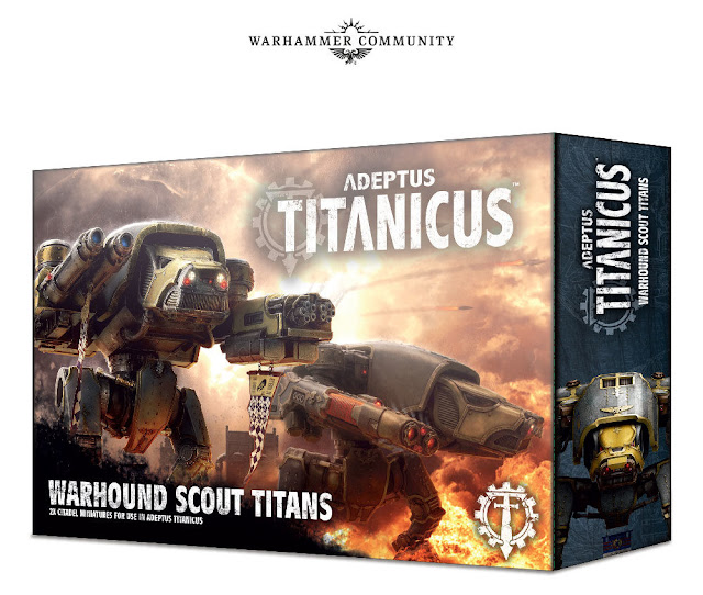 Titanes Warhound