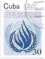 Selo Declaração Universal dos direitos humanos