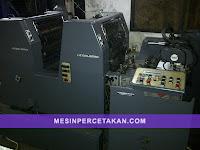 mesin percetakan heidelberg gto 52 2 warna