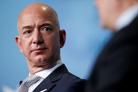 Lagi Krisis Dunia, Jeff Bezos Malah Jadi Orang Pertama di Dunia Dengan Kekayaan $200Billion USD