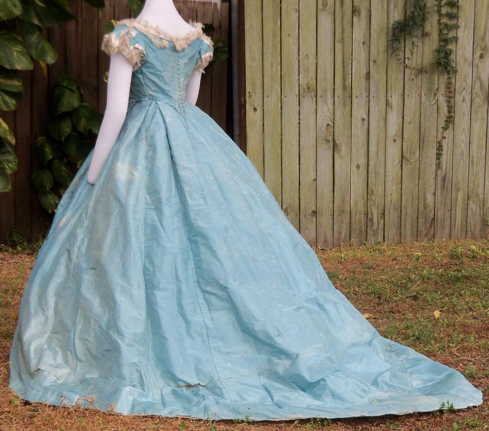 Civil War Ball Gown 94
