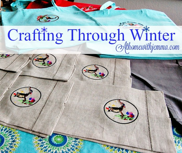 Crafting Together Through Winter