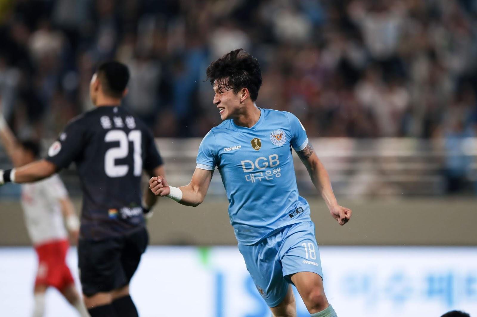 Preview: Sangju Sangmu vs Daegu FC K League 1 Round 22