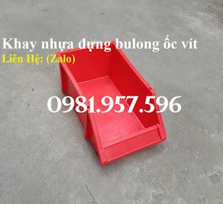 Khay phụ kiện A8 khay nhựa chuyên đựng linh kiện phụ kiện, khay đựng phụ tùng tại Hà Nội