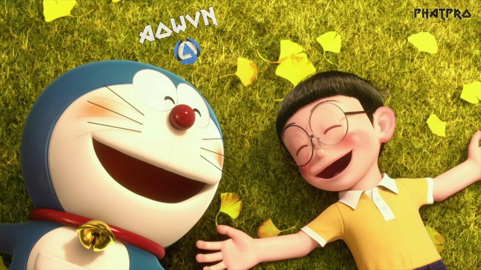 Doraemon min - [ Anime 3gp Mp4 ] Stand By Me Doraemon BD | Vietsub - Cực Hay Và Cảm Động - Nên Xem Ít Nhất Một Lần Trong Đời