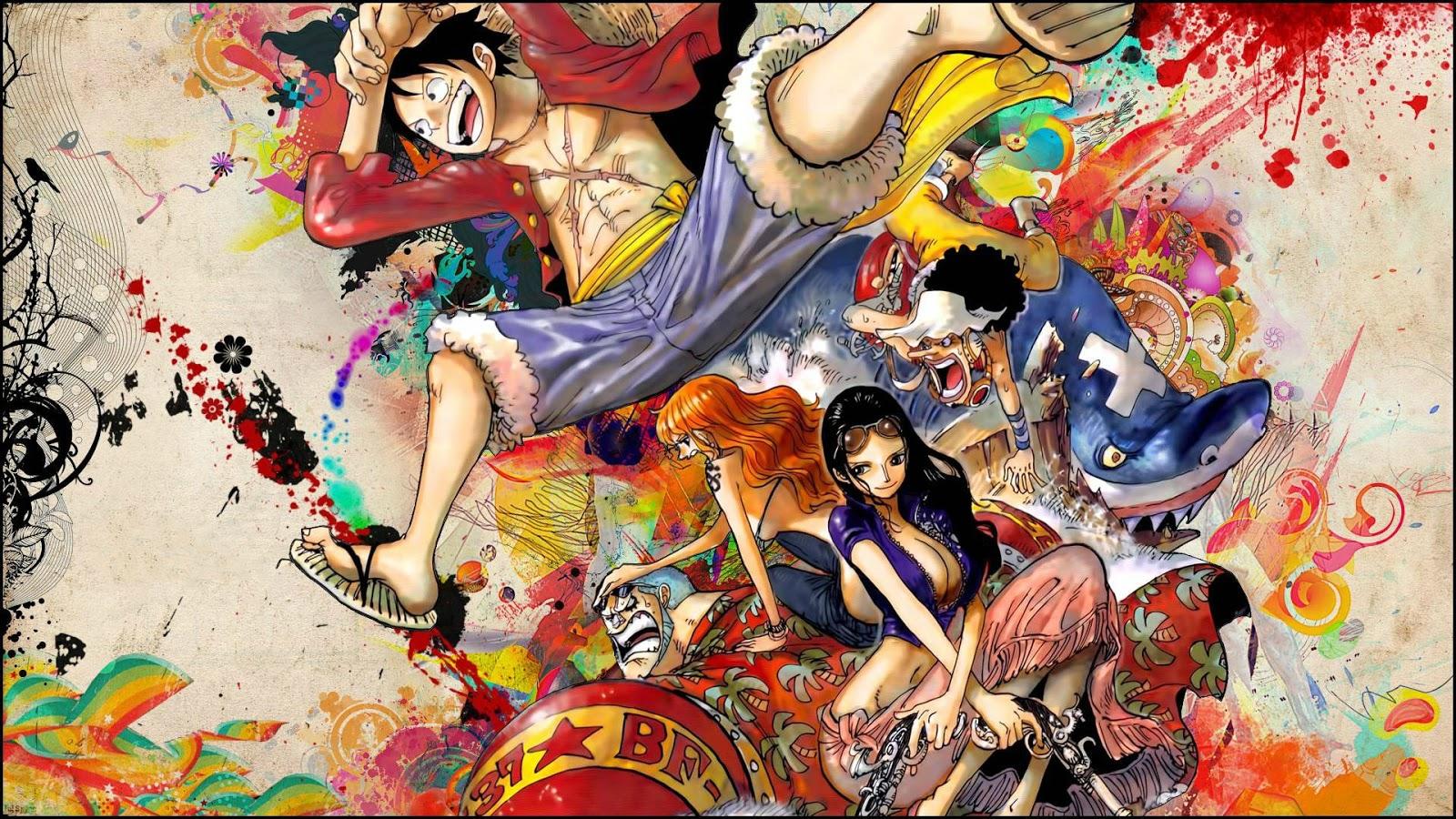 40+ HD One Piece Wallpapers 1920x1080 (2020)   www ...