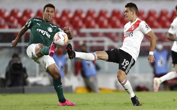 Palmeiras leva baile, mas é salvo 3x pelo VAR e vai para a Final da Libertadores após 21 anos