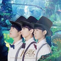 TFBOYS Chinese Mandarin Pinyin Lyrics Chong Ai 寵愛 Pamper www.unitedlyrics.com