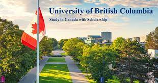 Scholarship at The University of British Columbia in Canada 2021| Latest Advertisement