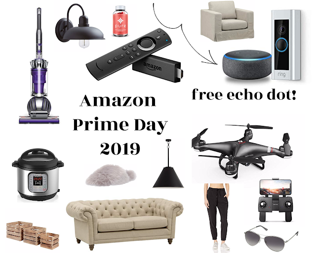 Amazon prime day + my favorite finds