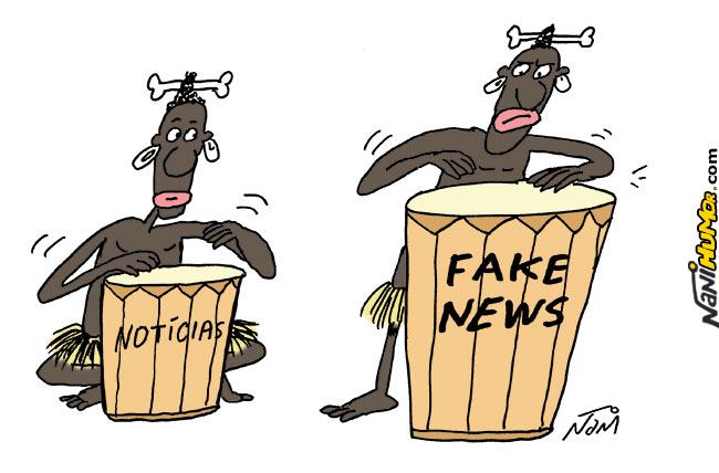 Nani Humor: FAKE NEWS