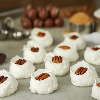 sweet treat supply - thanksgiving dessert ideas - pecan divinity